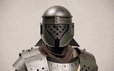 Suit Up, Warrior