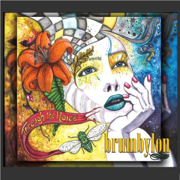 Brumbylon Music: Through the Noise cd cover image